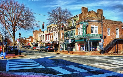 Hotels In Downtown Fredericksburg Va