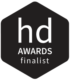 hd Awards finalist badge
