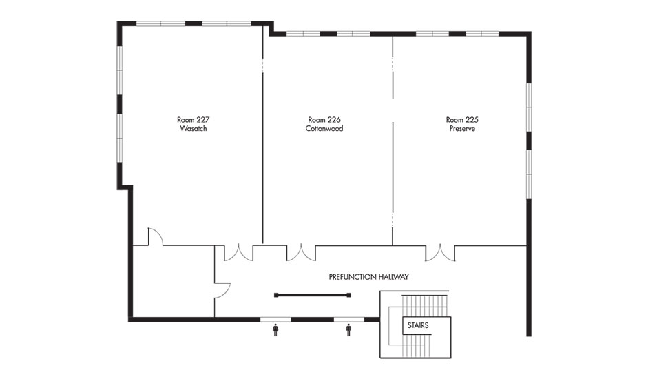 Floorplan-Conference Center