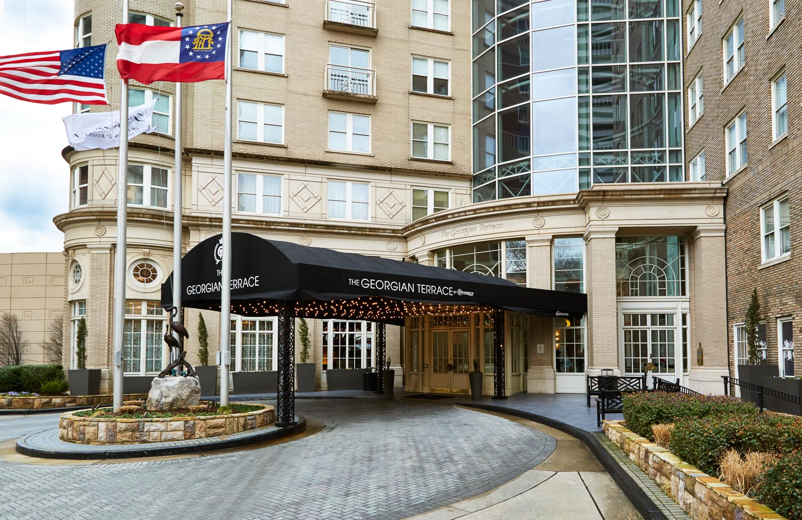 Atlanta Hotels Official Website Georgian Terrace